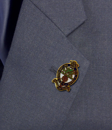 Princess of Wales's Royal Regiment Regimental Lapel Badge - regimentalshop.com