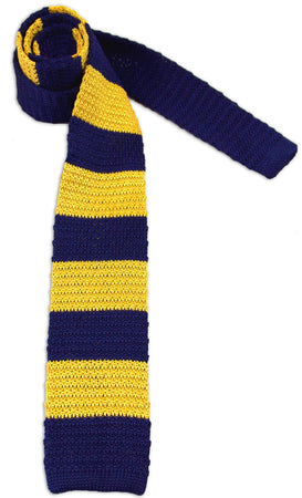 Princess of Wales's Royal Regiment (PWRR) Knitted Silk Tie - regimentalshop.com