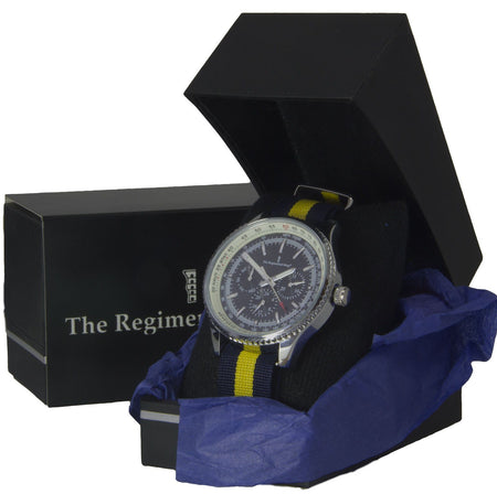 Princess of Wales's Royal Regiment (PWRR) Multi Dial Watch - regimentalshop.com