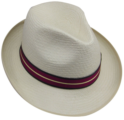 Prince of Wales's Own Regiment of Yorkshire Panama Hat - regimentalshop.com