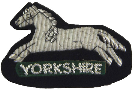 Prince of Wales's Own Regiment of Yorkshire Blazer Badge - regimentalshop.com