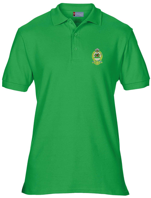 Queen's Regiment Polo Shirt - regimentalshop.com