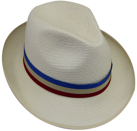 Queen's Dragoon Guards SAG Panama Hat - regimentalshop.com