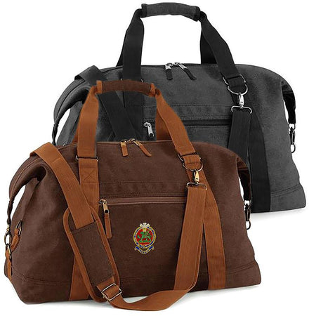 Queen's Regiment Weekender Sports Bag - regimentalshop.com