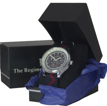 Royal Artillery Military Multi Dial Watch - regimentalshop.com