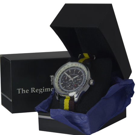 Royal Dragoon Guards Military Multi Dial Watch - regimentalshop.com