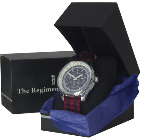 Royal Engineers Military Multi Dial Watch - regimentalshop.com