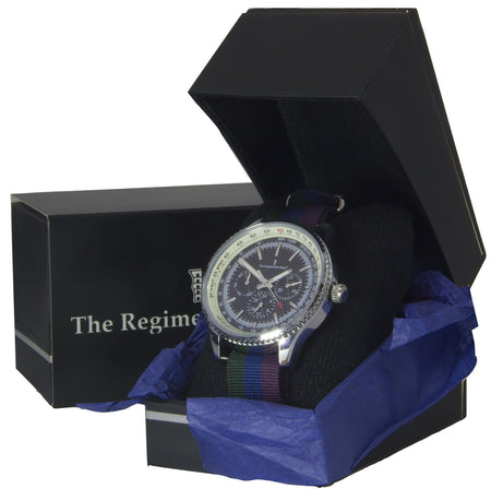 Royal Regiment of Scotland Military Multi Dial Watch - regimentalshop.com