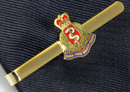 Royal Army Medical Corps (RAMC) Tie Clip/Slide - regimentalshop.com