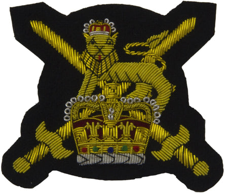 Regular Army Blazer Badge