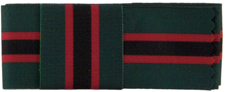 Rifles Regiment Ribbon for any brimmed hat - regimentalshop.com