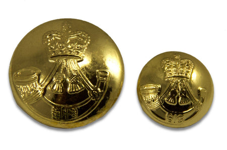 The Rifles Blazer Buttons - regimentalshop.com