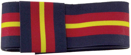 Royal Anglian Regiment Ribbon for any brimmed hat