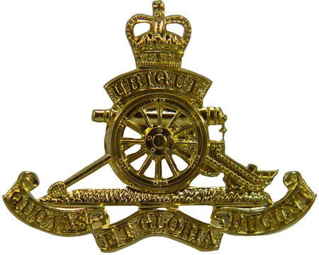Royal Artillery Beret Badge - regimentalshop.com