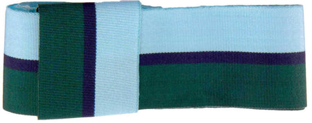 Royal Corps of Signals Ribbon for any brimmed hat - regimentalshop.com