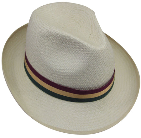 Royal Dragoon Guards Panama Hat - regimentalshop.com