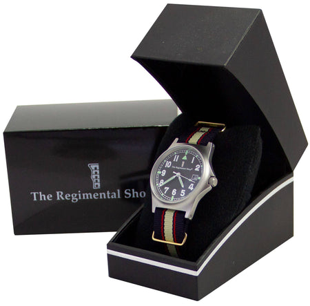 Royal Gloucestershire Berkshire and Wiltshire Regiment G10 Military Watch - regimentalshop.com