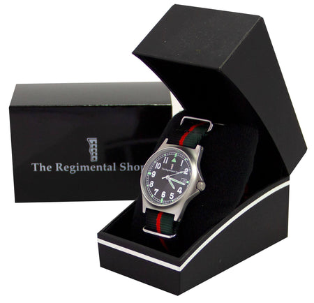 Royal Gurkha Rifles G10 Military Watch - regimentalshop.com
