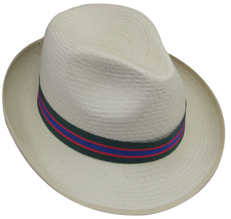 Royal Irish Regiment Panama Hat - regimentalshop.com