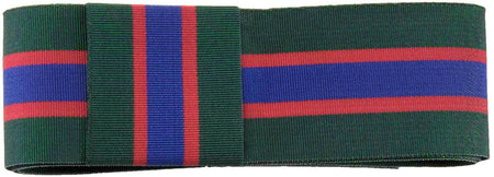 Royal Irish Regiment Ribbon for any brimmed hat - regimentalshop.com