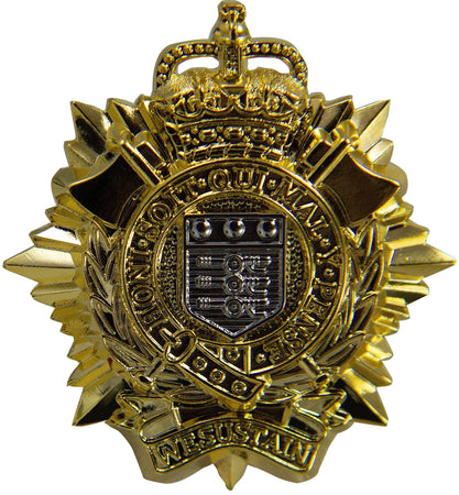 Royal Logistic Corps (RLC) Beret Badge - regimentalshop.com