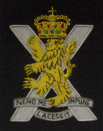 Royal Regiment of Scotland Blazer Badge - regimentalshop.com