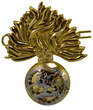 Royal Regiment of Fusiliers Beret Badge - regimentalshop.com