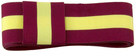 Royal regiment of Fusiliers Ribbon for any brimmed hat - regimentalshop.com