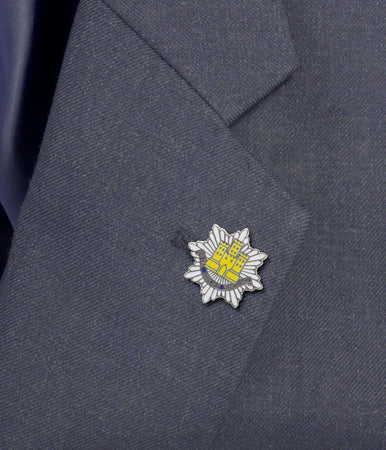 Royal Anglian Regiment Lapel Badge