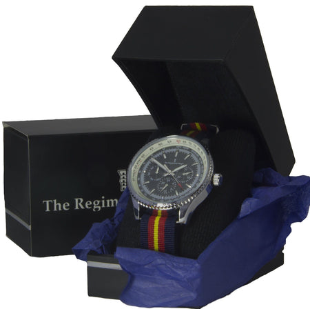 Royal Anglian Regiment Military Multi Dial Watch - regimentalshop.com
