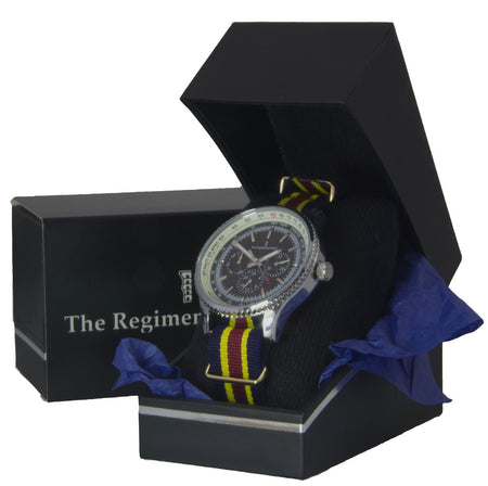 Royal Army Veterinary Corps Military Multi Dial Watch - regimentalshop.com