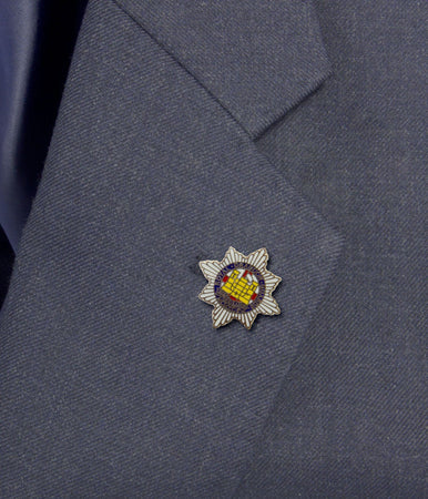Royal Dragoon Guards Regimental Lapel Badge - regimentalshop.com
