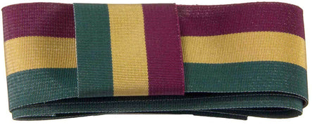 Royal Dragoon Guards Regiment Ribbon for any brimmed hat - regimentalshop.com