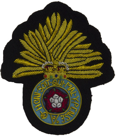 Royal Fusiliers of London Blazer Badge