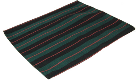Royal Gurkha Rifles Silk Non Crease Pocket Square - regimentalshop.com