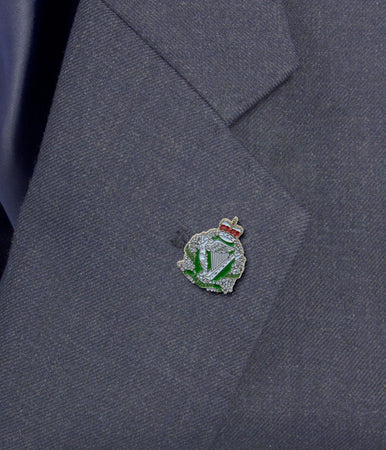 Royal Irish Regiment Lapel Badge - regimentalshop.com