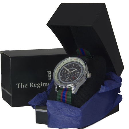 Royal Irish Regiment Military Multi Dial Watch - regimentalshop.com