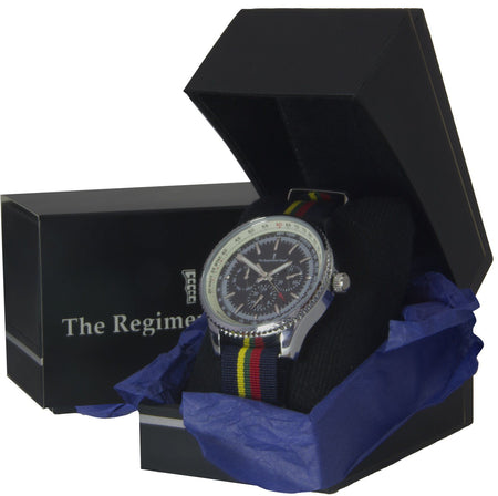 Royal Marines Military Multi Dial Watch - regimentalshop.com