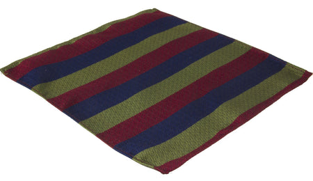 Royal Scots Silk Non Crease Pocket Square - regimentalshop.com