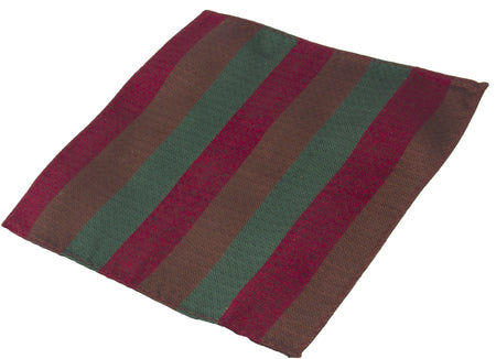 Royal Tank Regiment Silk Non Crease Pocket Square - regimentalshop.com
