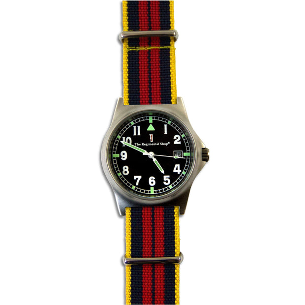 Royal Logistic Corps G10 Military Watch - regimentalshop.com