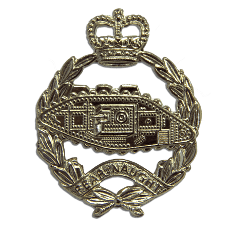 Royal Tank Regiment Beret Badge - regimentalshop.com