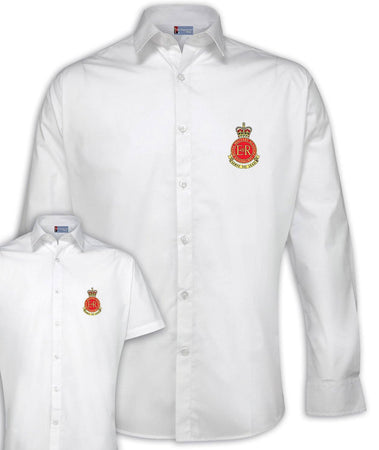 Sandhurst Poplin Shirt - Short or Long Sleeves