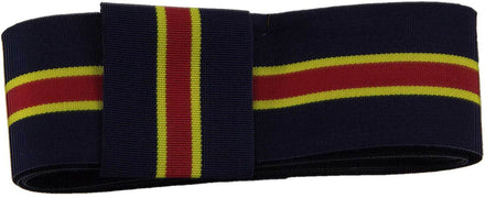 Sandhurst (Royal Military Academy) Ribbon for any brimmed hat - tie design - regimentalshop.com