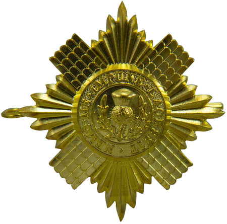 Scots Guards Beret Badge - regimentalshop.com