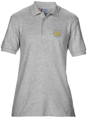 Royal Anglian Regiment Various Colours Embroidered Polo Shirts