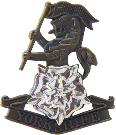 Yorkshire Regiment Beret Badge - regimentalshop.com
