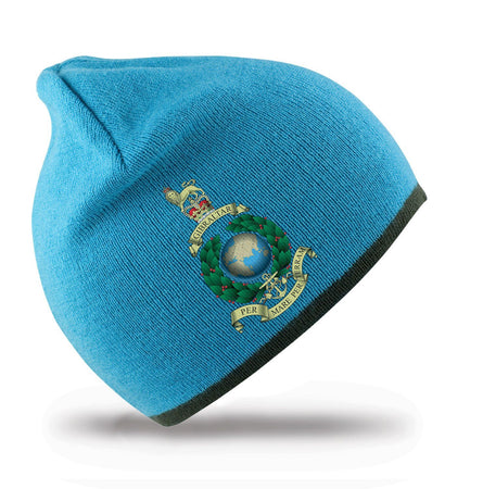 Royal Marines Regimental Beanie Hat - regimentalshop.com