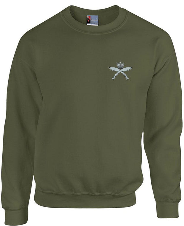 Royal Gurkha Rifles Heavy Duty Sweatshirt - regimentalshop.com