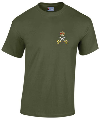 ASPT (RAPTC) Heavy Cotton Regimental T-shirt